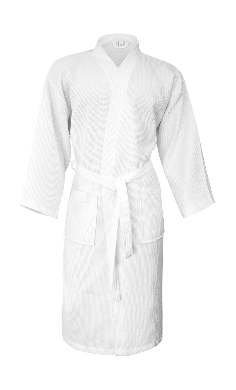 Constance Waffle Pique Bath Robe