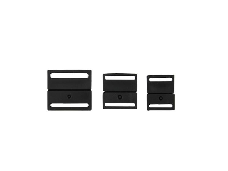 Säkerhetsfäste för 25 mm logoband (Specialproduktion)
