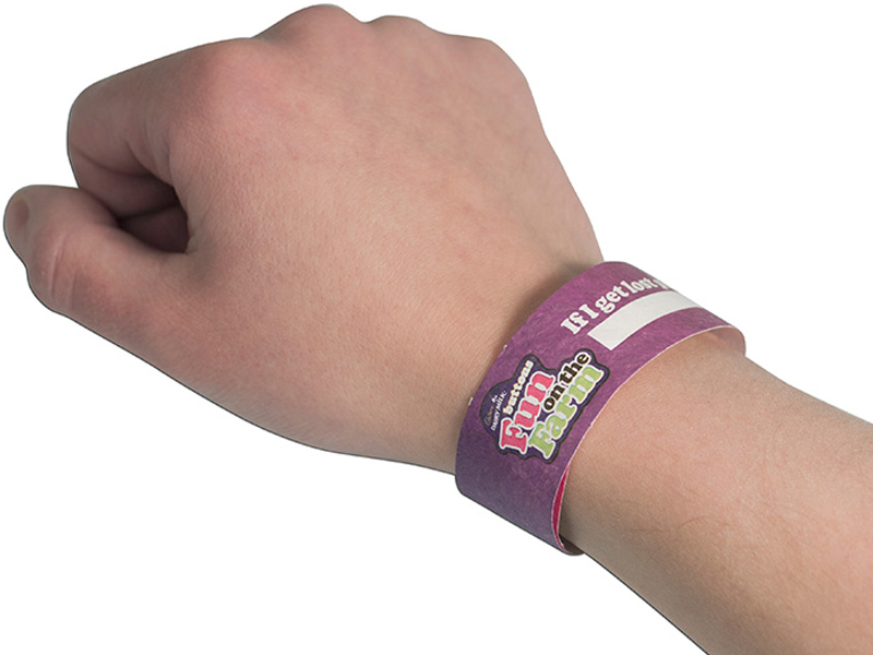 Festivalband PVC (Specialproduktion)