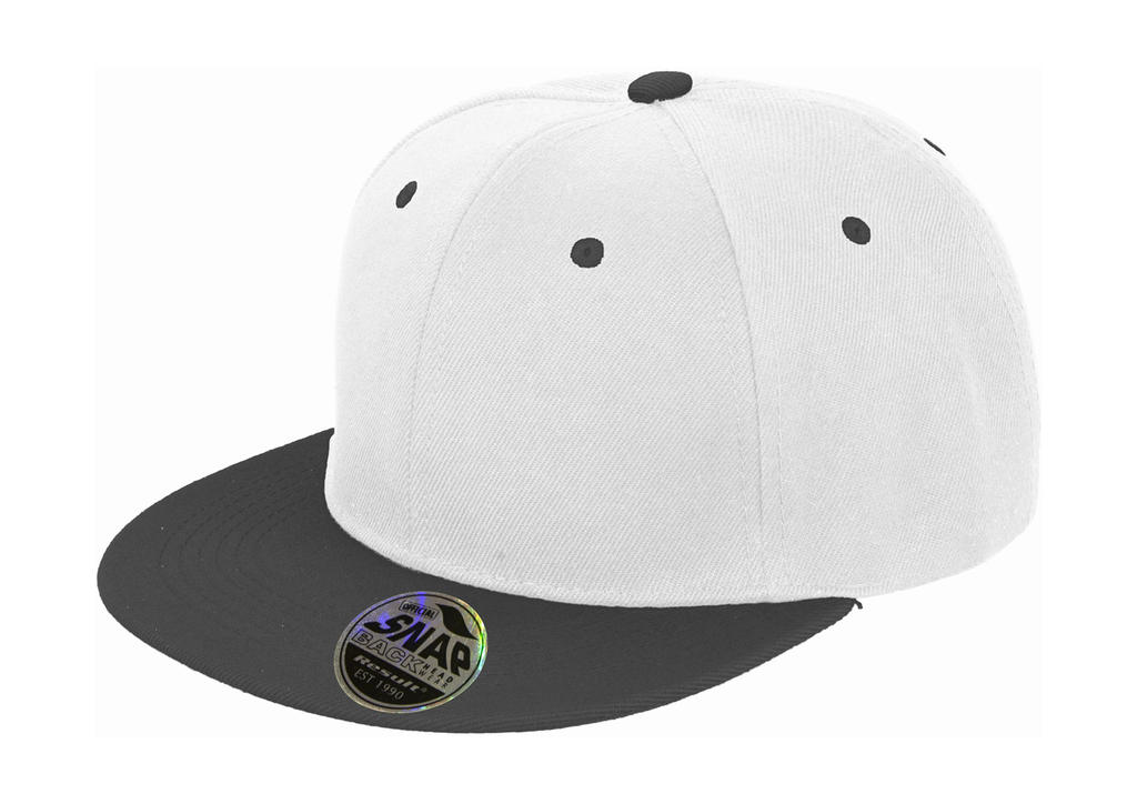 Bronx Original Flat Peak Snap Back Dual Color Cap