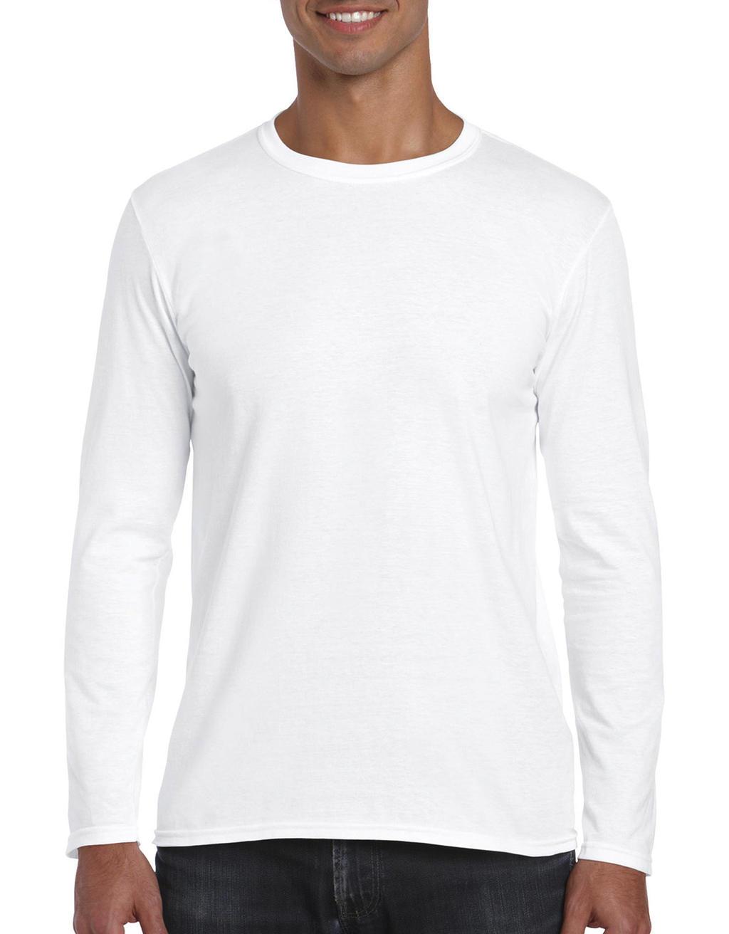 Gildan Mens Softstyle® Long Sleeve Tee