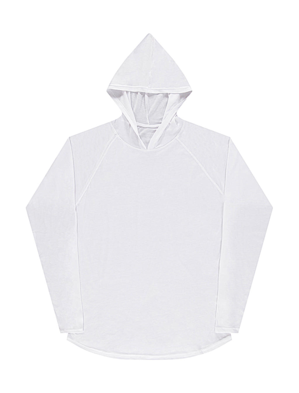 Cecil Unisex LS Hooded T-Shirt