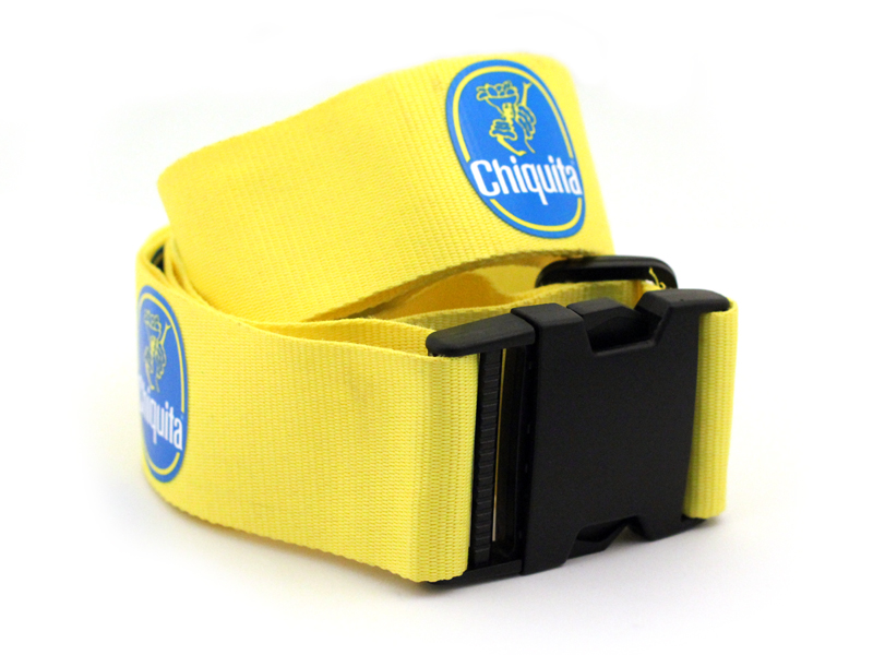Tryckta bagageband (40 x 1700 mm) (Specialproduktion)