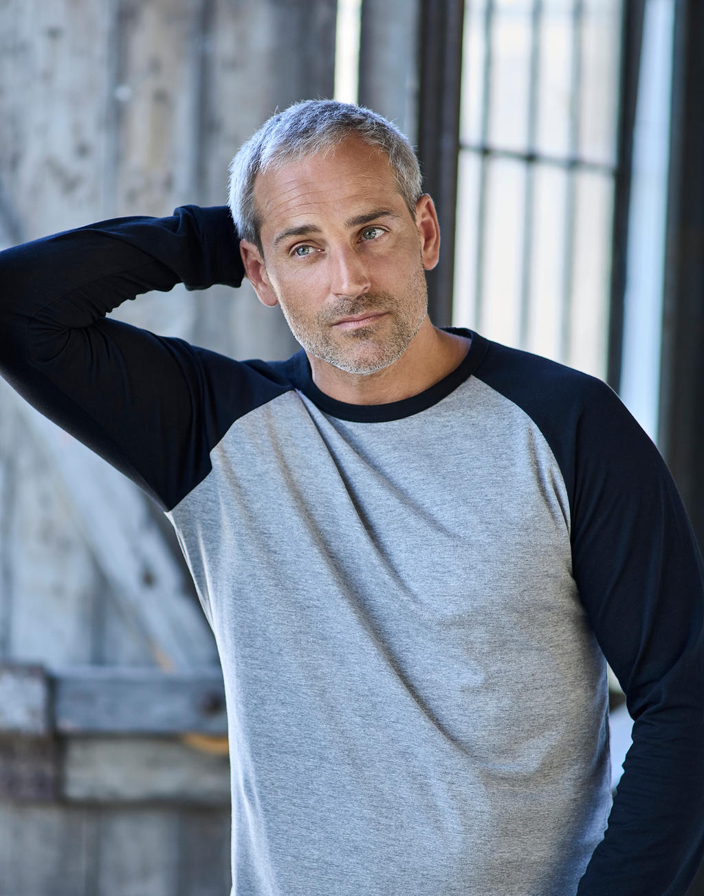 Baseball Tee Long Sleeve