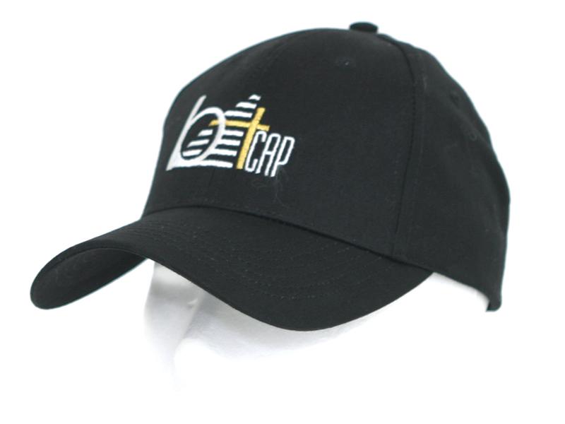 Bt180 Caps lav profil (Børstet bomull)