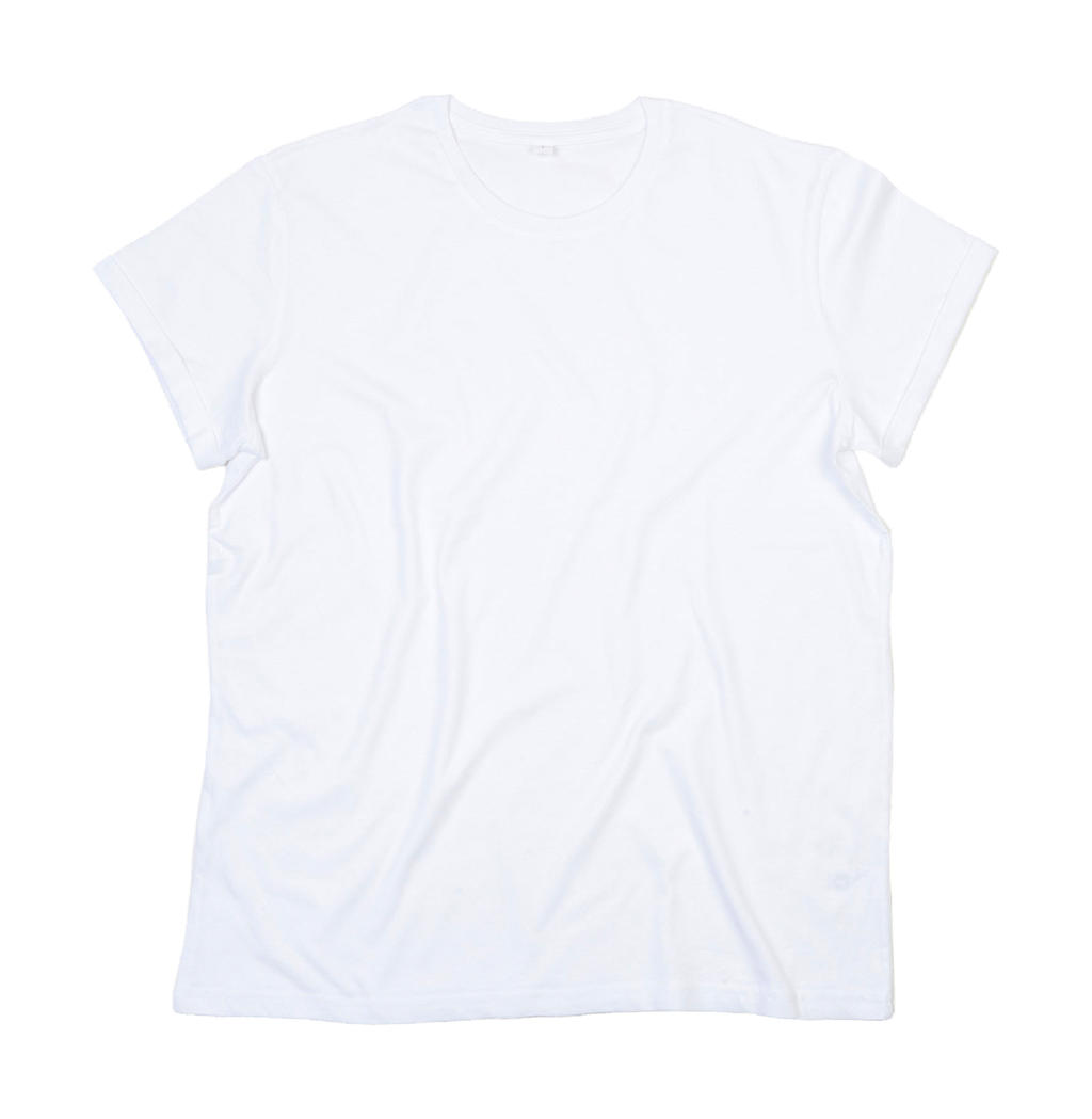 Men`s Organic Roll Sleeve T