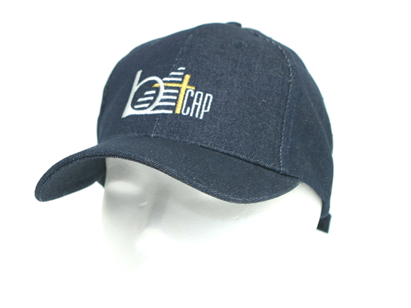 Bt180 Caps lav profil (Denim)