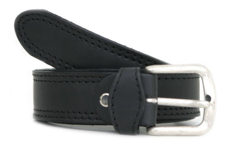 Bälte / Livrem U (svart)