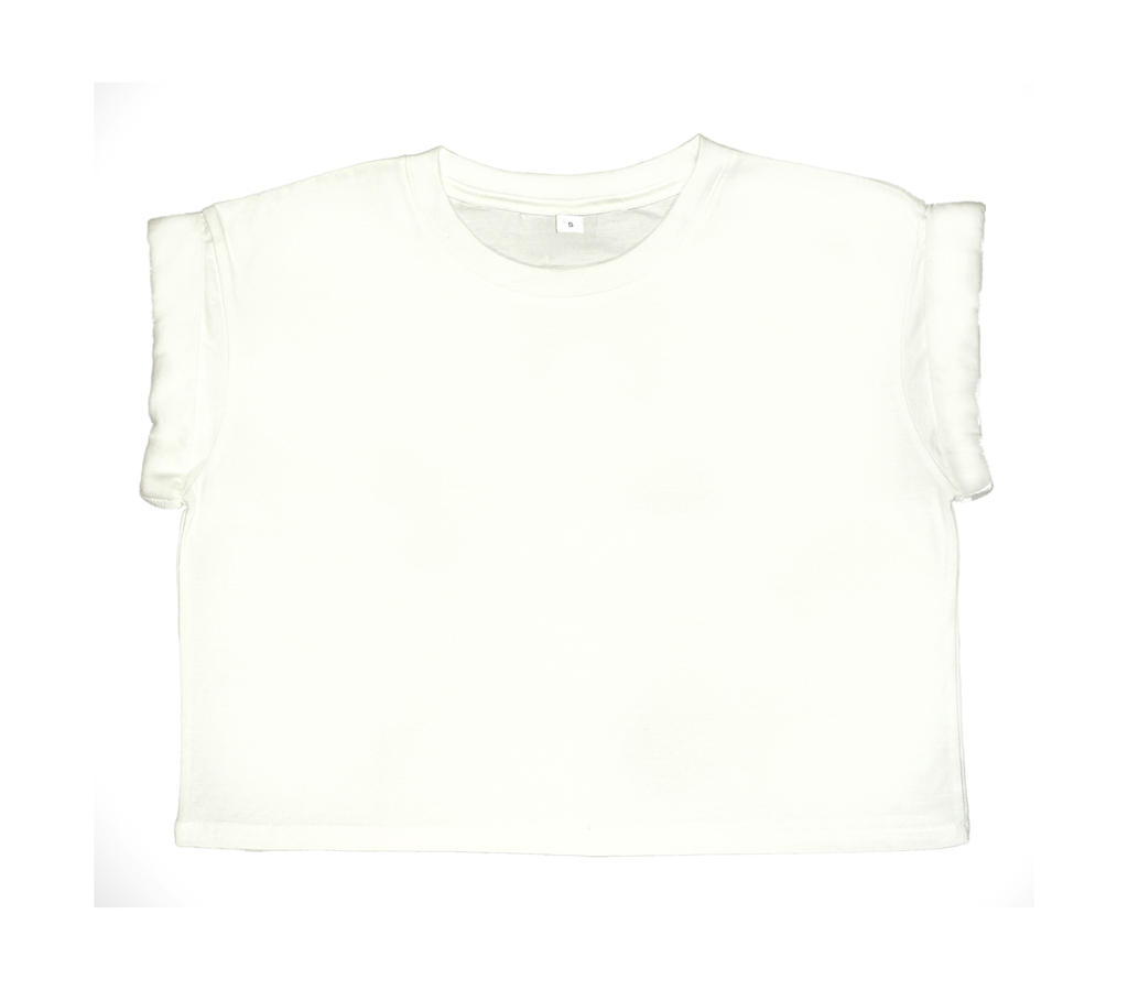 Women`s Organic Crop Top T