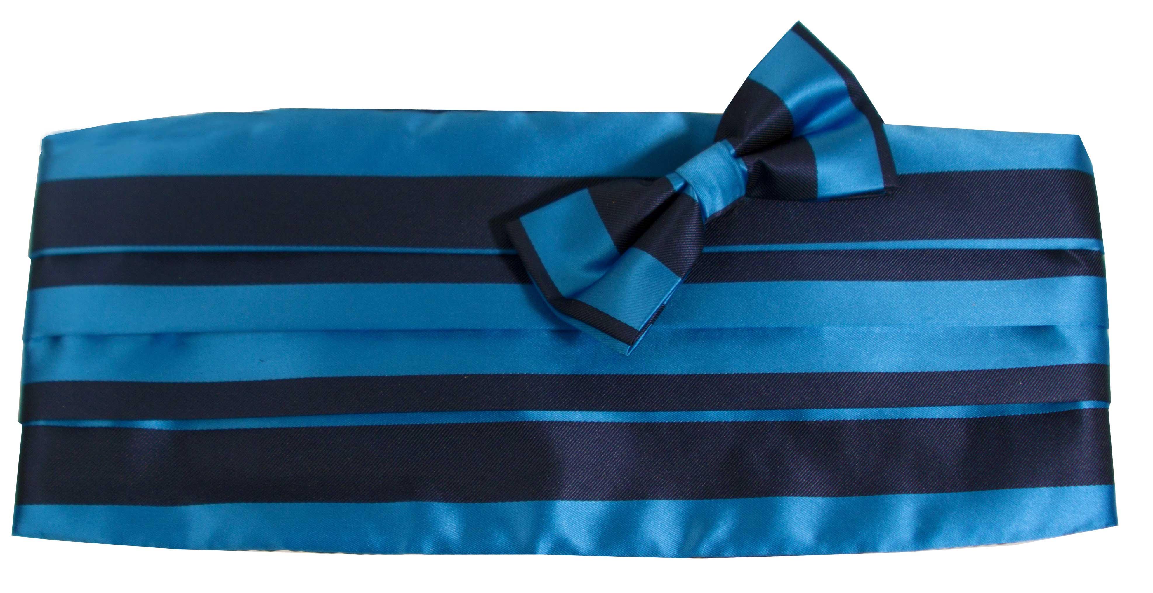 Cumberband (blue and darkblue)