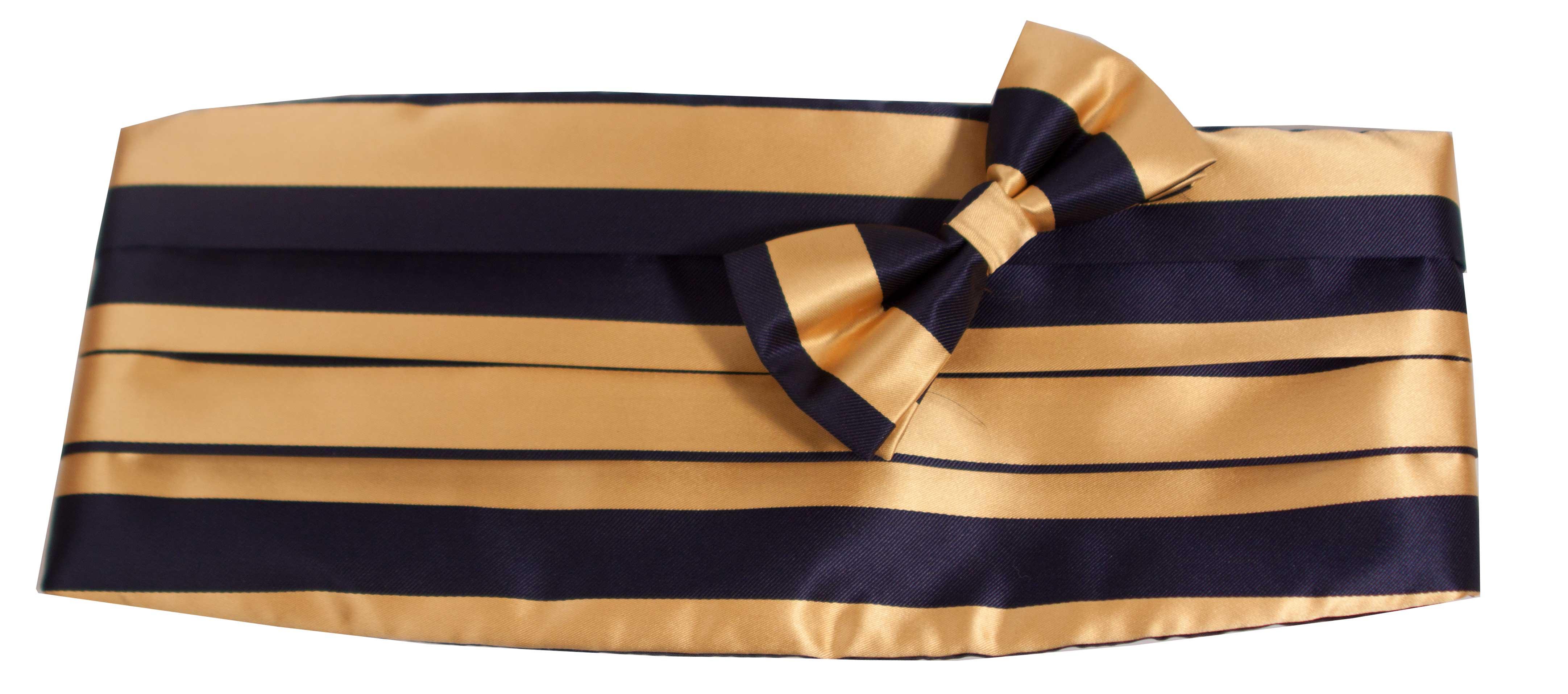 Cumberband (blue and yellow)