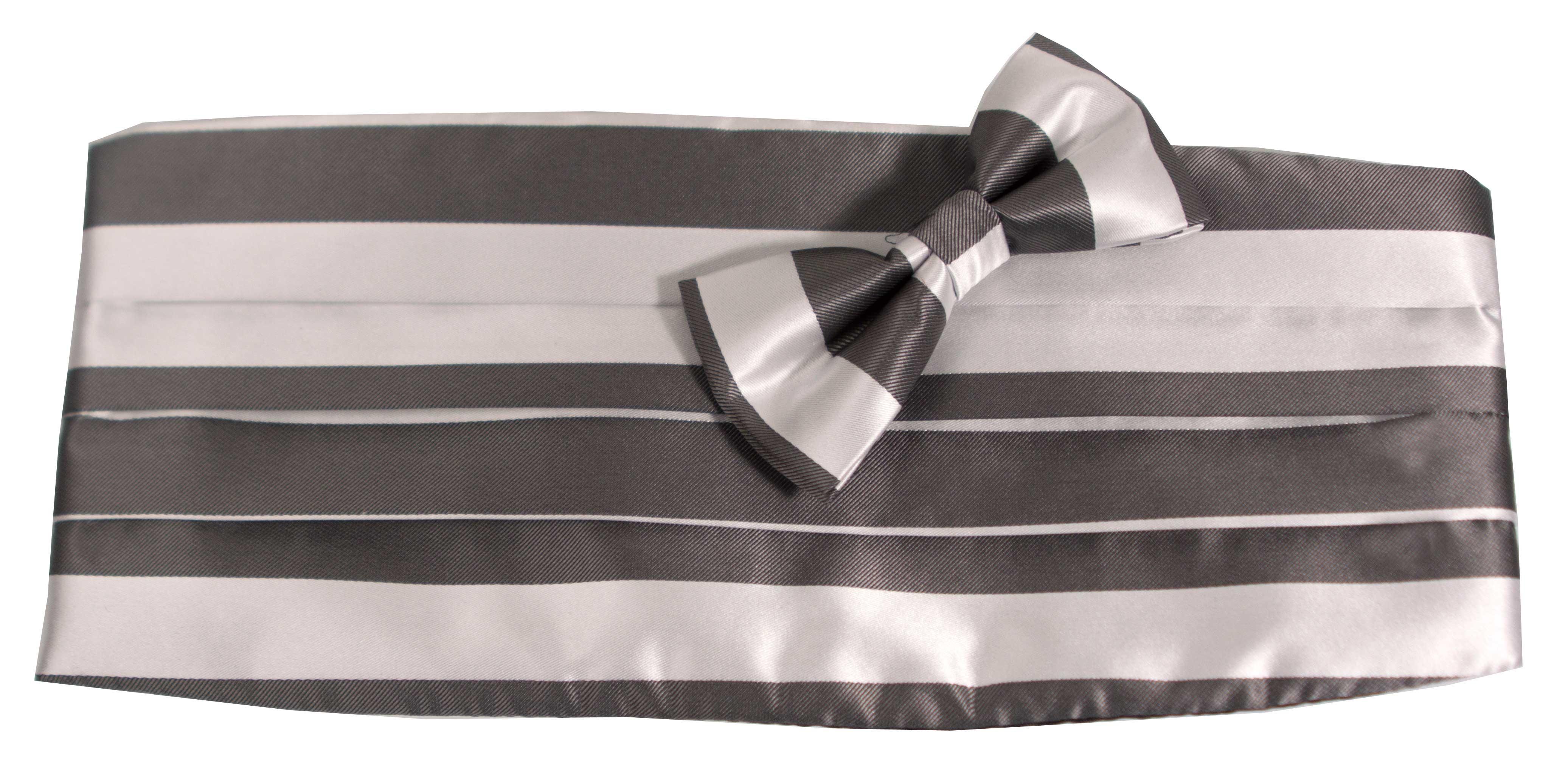 Cumberband (grey striped)