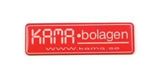 Logotop, Epoxy sticker (50 mm)