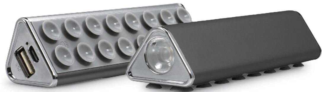 Powerbank Triangel LED (Specialproduktion)