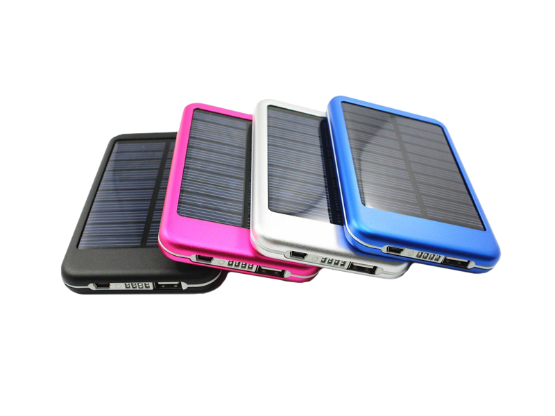 Solcellsladdare 2600 mAh (Specialproduktion)