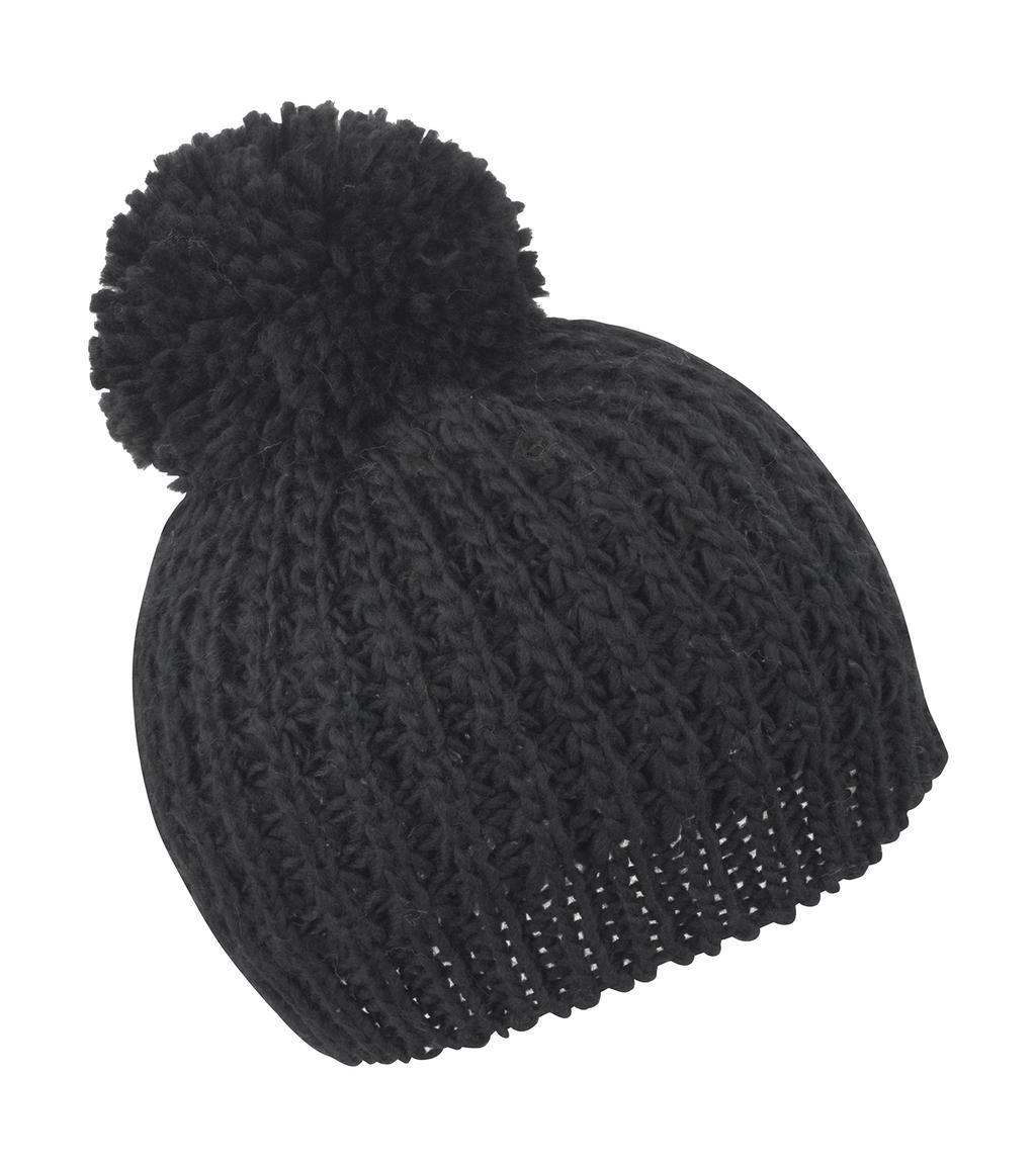Flute Pom Pom Hat