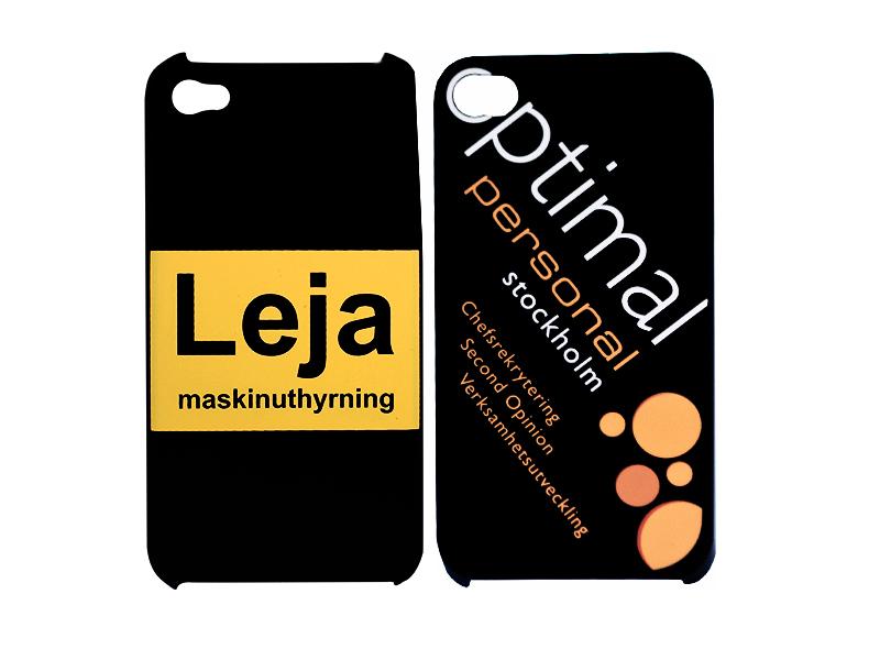 Smartphone case  PVC (iPhone 8 plus)