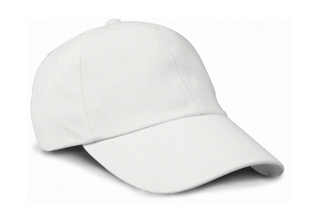 Flat Brushed-Cotton-Cap
