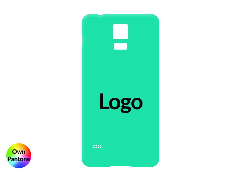 Mobilskal i PVC gummerad yta (iPhone 5 / SE) (Specialproduktion)