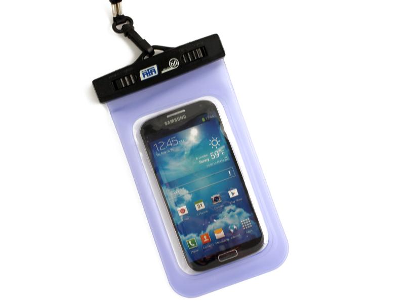 Vanntett bag for mobil