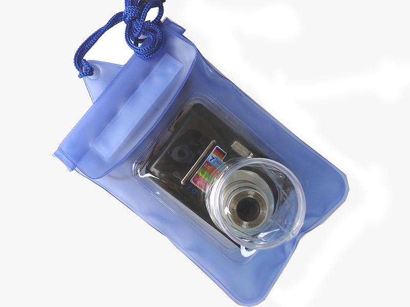 Vanntett bag for kamera