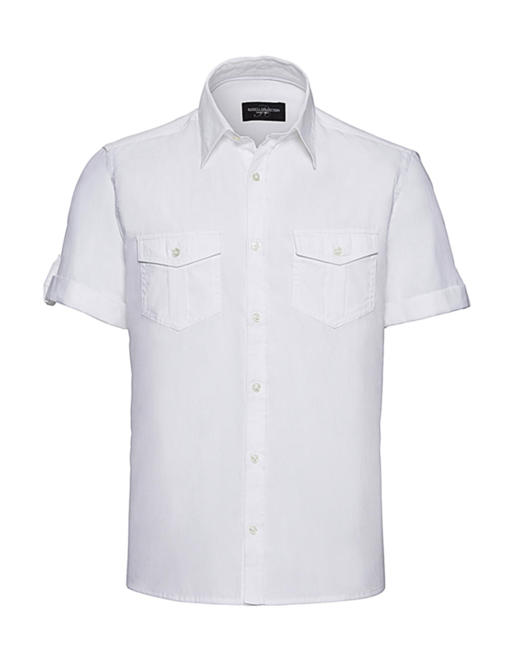 Mens Roll Sleeve Shirt