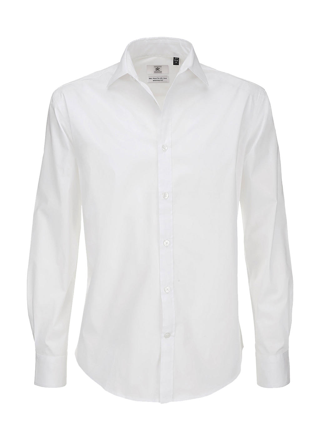 Black Tie LSL/men Shirt