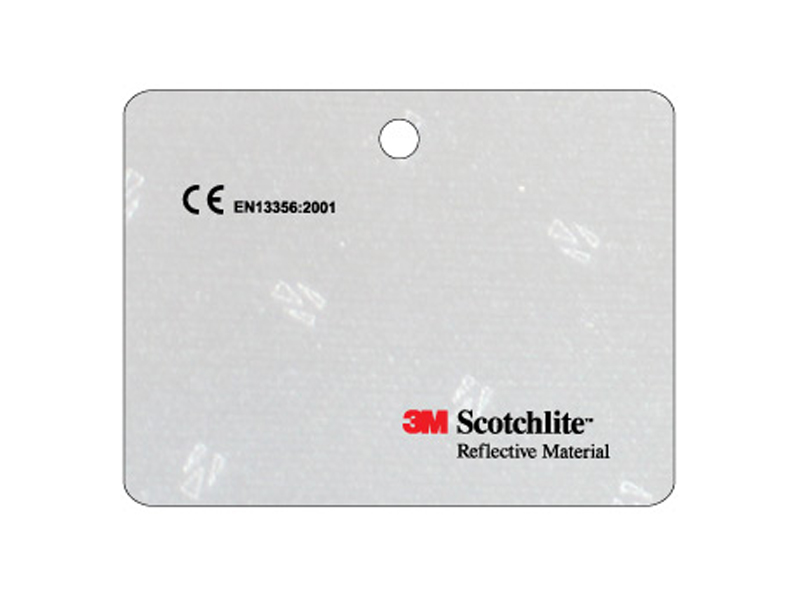 Soft reflector card
