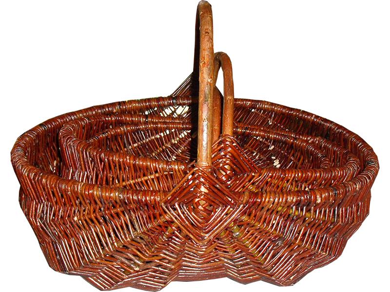Mushroom basket Karl