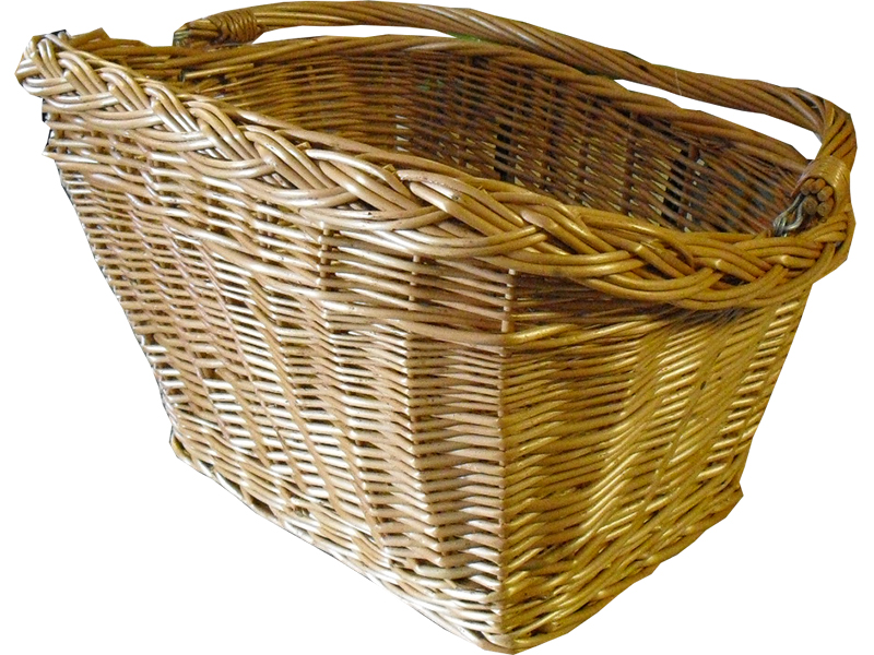 Bicycle basket Dennis (Exclusively produced)