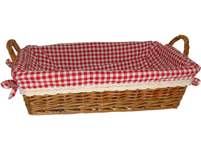 Basket Åsa rektangular
