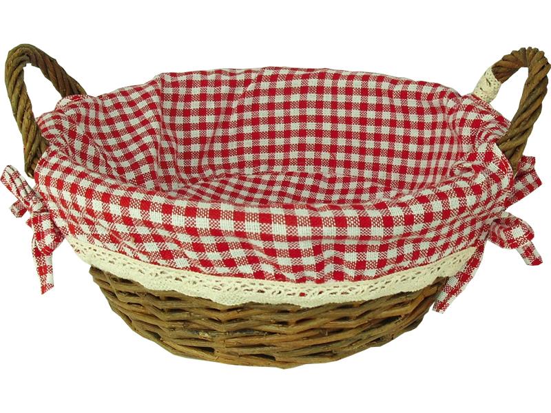 Basket Åsa large & round