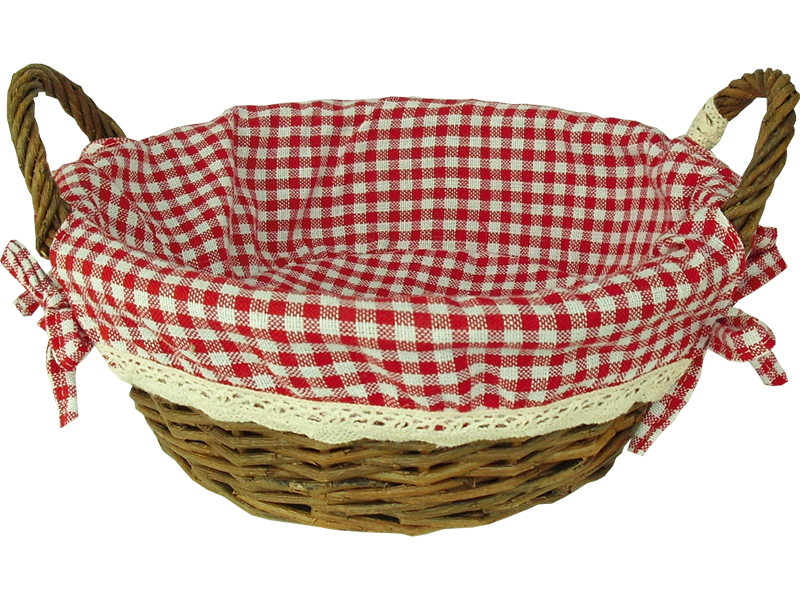 Basket Åsa small & round