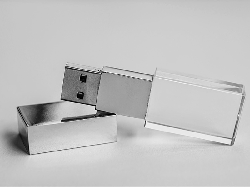 Crystal USB 2.0 (Specialproduktion)