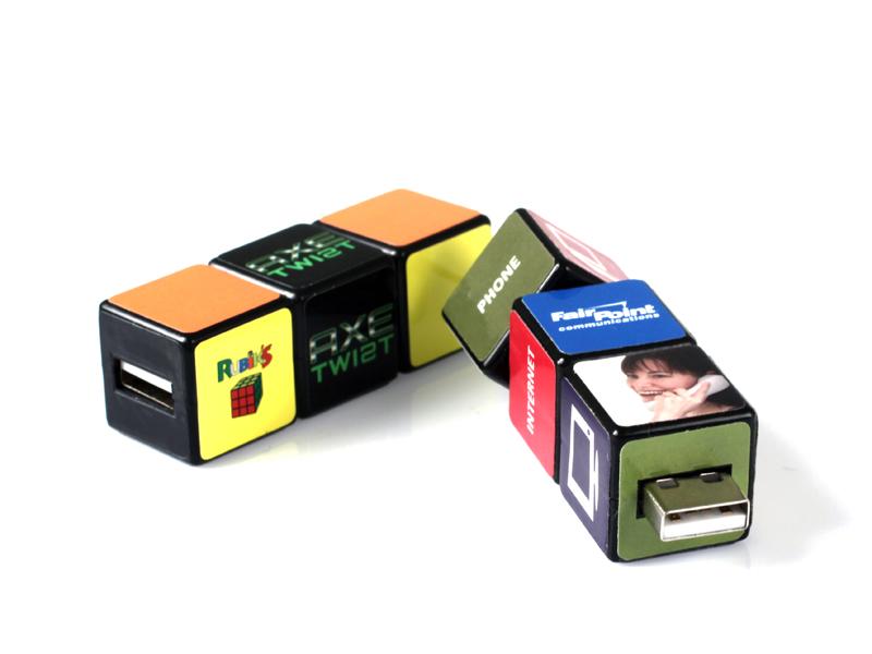 Rubik cube USB 2.0 (Specialproduktion)
