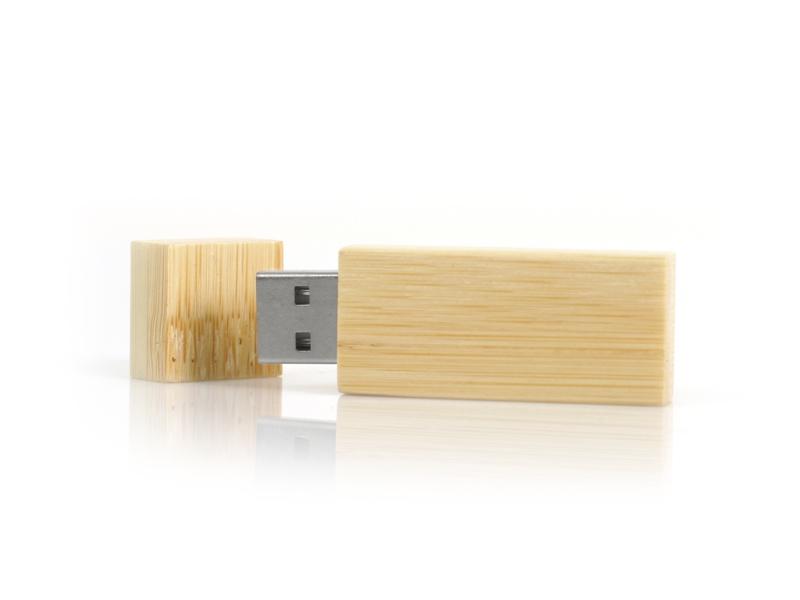 Rektangle Wood USB 2.0 (Specialproduktion)