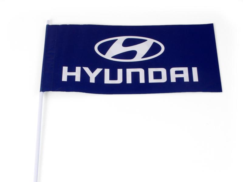 Papirflagg (21 x 12 cm)