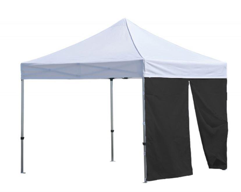 Vägg med dragkedja för 3 x 3 m tält (Specialproduktion)