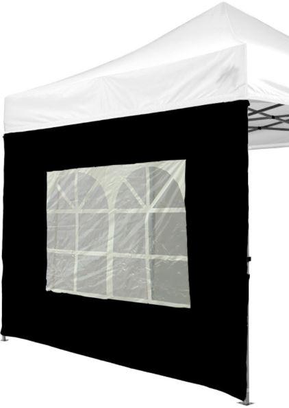 Fönstervägg för 3 x 3 m tält (Specialproduktion)