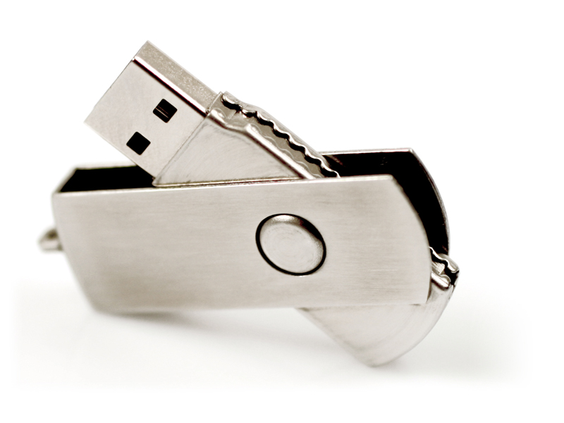 Metal Twist USB 2.0 (Specialproduktion)