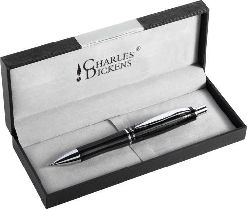 Charles Dickens® kulspetspenna ''Author'' i metall