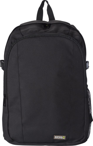 Polyester (600D) backpack