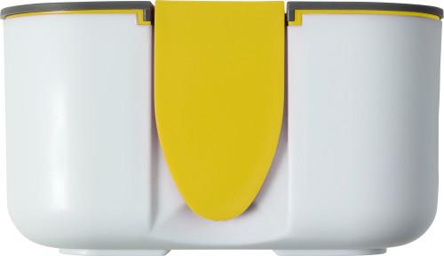Lunchbox i PP och silikon