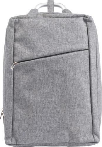 Ryggsäck i polycanvas (600D)