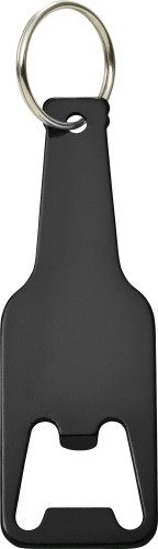 Flasköppnare i aluminium (flaskformad)
