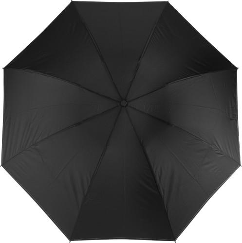 Hopvikbart och vändbart paraply, automatisk öppning