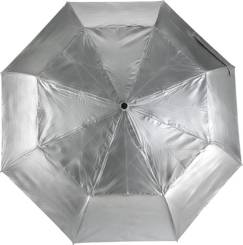 Hopvikbart paraply i polyester (190T), automatisk öppning