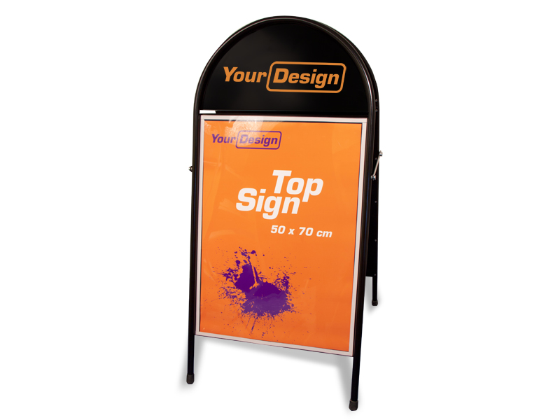 Sign Top (70 x 100 cm) (Specialproduktion)