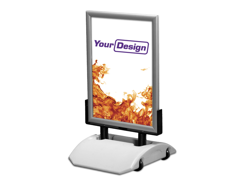 Sign Wind Smart (50 x 70 cm) (Specialproduktion)