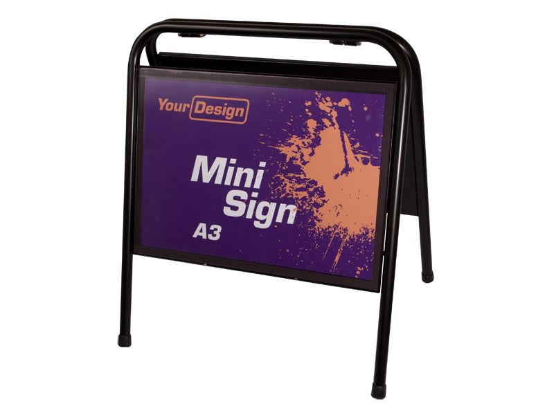 Poster sign Mini  A3 (Specialproduktion)